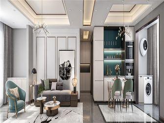 富裕型140平米三轻奢风格客厅图