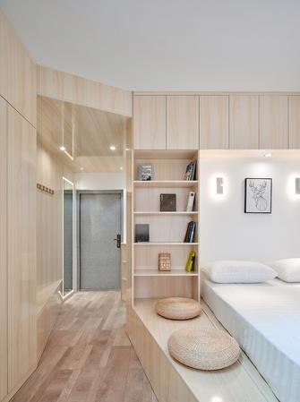 5-10万40平米小户型欧式风格卧室设计图