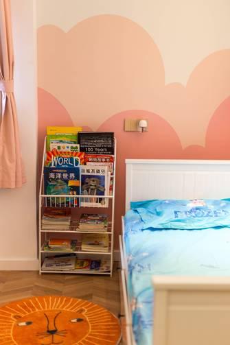 50平米中式风格青少年房效果图