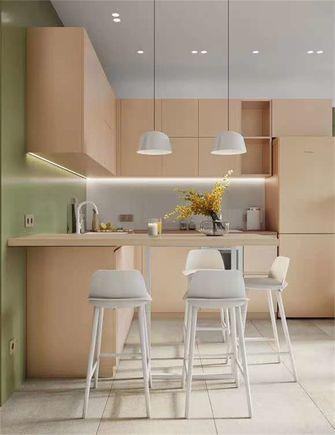 5-10万50平米公寓混搭风格餐厅装修案例