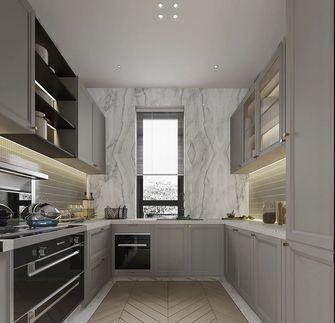 豪华型140平米三室两厅法式风格厨房效果图