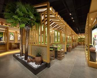 20万以上140平米东南亚风格其他区域设计图