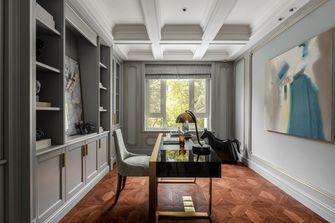 20万以上130平米四室两厅法式风格书房图片大全