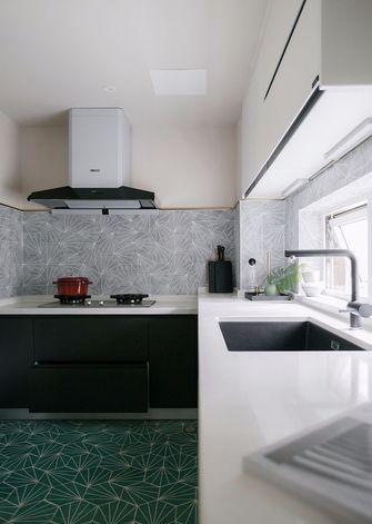 富裕型140平米四室一厅混搭风格厨房图片大全