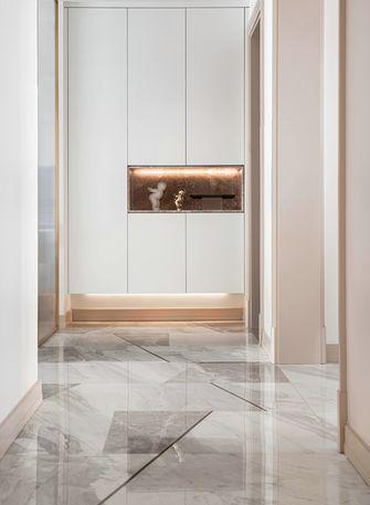 10-15万130平米三室两厅轻奢风格走廊装修图片大全