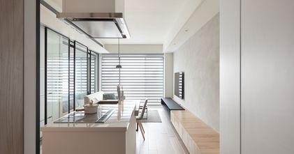 豪华型80平米公寓现代简约风格餐厅效果图