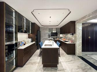 140平米四中式风格厨房欣赏图