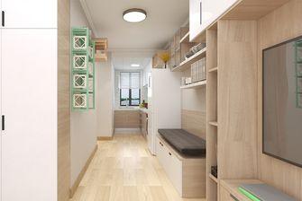 50平米小户型日式风格餐厅装修效果图