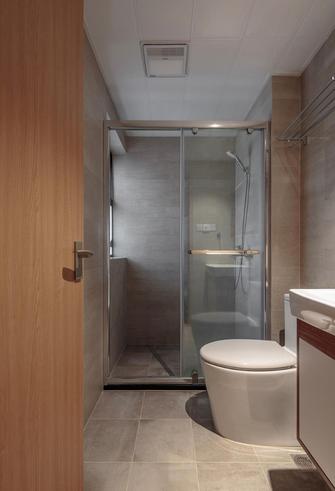 10-15万110平米三室两厅日式风格卫生间装修图片大全