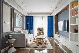 20万以上100平米新古典风格客厅图