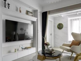 5-10万120平米三室两厅美式风格阳台图