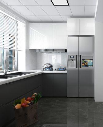 5-10万80平米现代简约风格厨房欣赏图