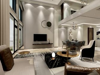 140平米别墅港式风格客厅装修图片大全