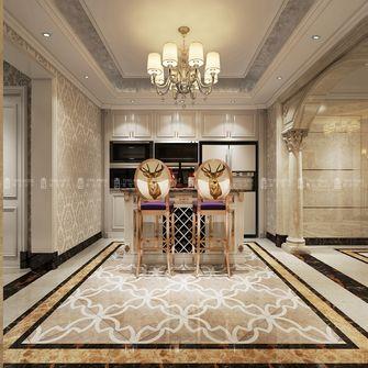 140平米复式新古典风格餐厅装修图片大全