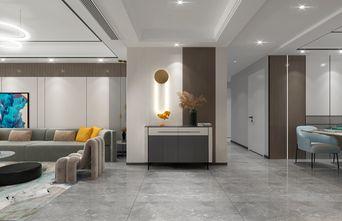 130平米三室三厅轻奢风格玄关装修案例