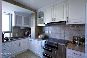 豪华型140平米复式新古典风格厨房效果图