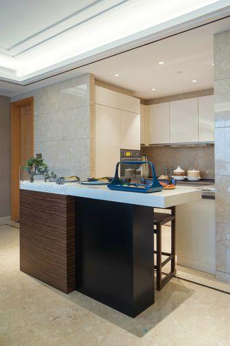 20万以上110平米三室两厅中式风格厨房图片大全