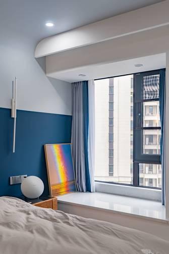 10-15万100平米北欧风格卧室装修案例