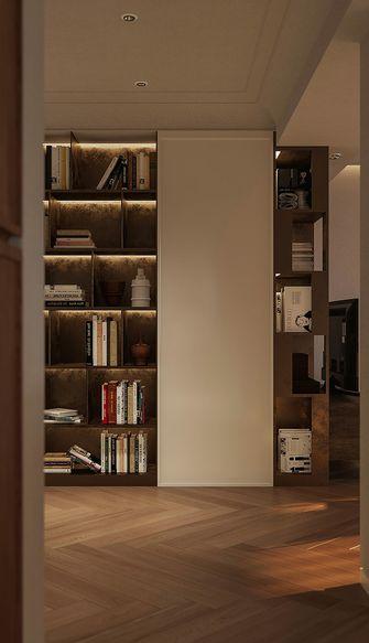 20万以上140平米三室一厅法式风格书房图