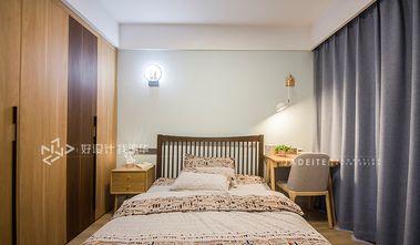 120平米北欧风格卧室图片