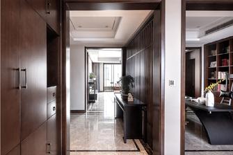 110平米三室两厅中式风格走廊图片