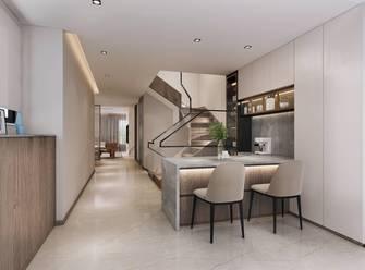 140平米别墅北欧风格楼梯间装修案例