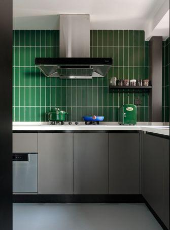 120平米三工业风风格厨房装修案例