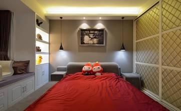豪华型120平米混搭风格卧室图片