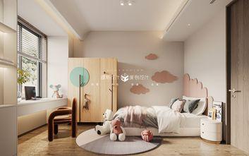 140平米别墅现代简约风格青少年房图片