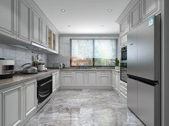 140平米新古典风格厨房装修案例