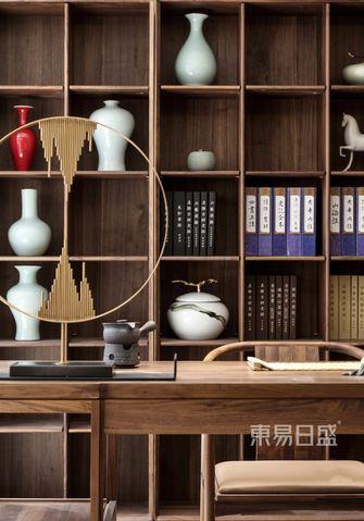 豪华型140平米复式中式风格书房图片大全