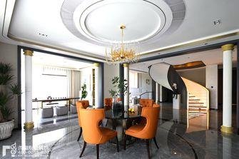 20万以上140平米别墅美式风格餐厅装修效果图