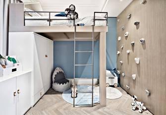 140平米别墅法式风格青少年房设计图