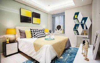 经济型90平米三混搭风格卧室欣赏图