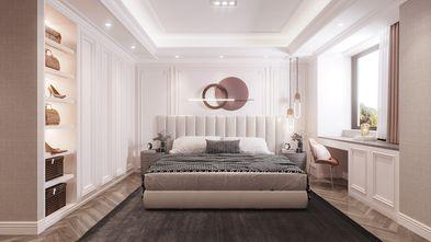 3-5万140平米三室两厅轻奢风格卧室图片大全