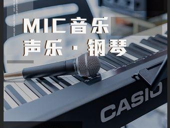 MIC音乐·声乐·钢琴