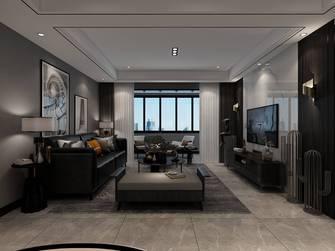经济型120平米三室两厅现代简约风格客厅效果图
