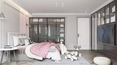富裕型140平米别墅轻奢风格青少年房效果图
