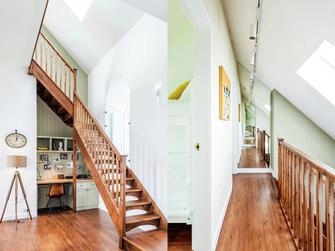 富裕型130平米四室两厅田园风格其他区域设计图