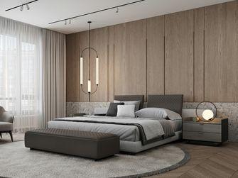 20万以上140平米一室一厅轻奢风格卧室图片大全