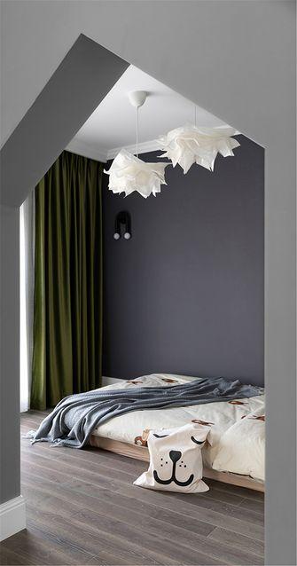 20万以上140平米三室两厅法式风格青少年房图