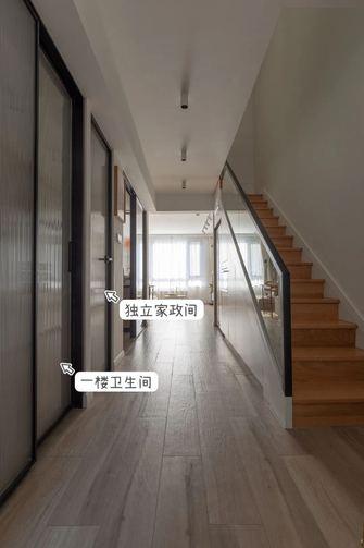 110平米复式现代简约风格储藏室图