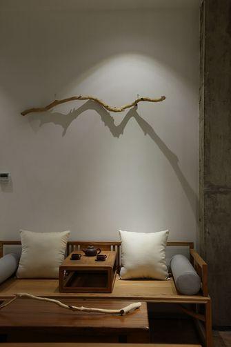 90平米公寓中式风格客厅图