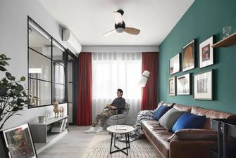 经济型50平米小户型现代简约风格客厅欣赏图