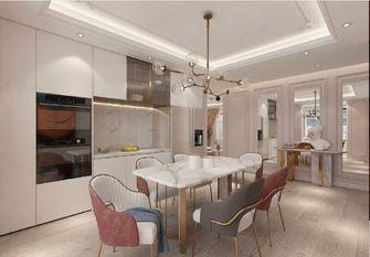 15-20万140平米四室两厅法式风格餐厅图片