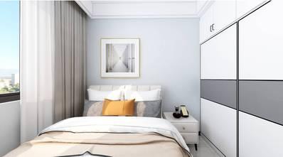 130平米四室四厅现代简约风格客厅效果图