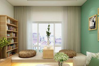 80平米北欧风格阳光房设计图