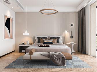 富裕型三现代简约风格卧室装修案例