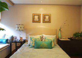 富裕型70平米公寓欧式风格卧室装修案例
