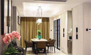 120平米四新古典风格餐厅设计图